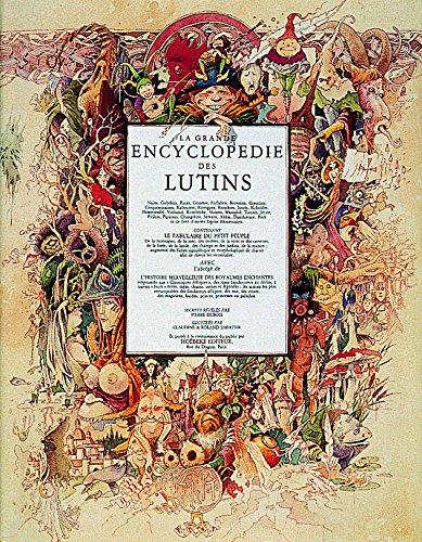 La Grande Encyclopédie des lutins par Pierre Dubois