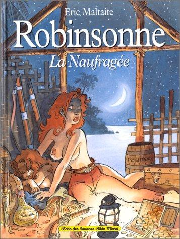 Robinsonne. La Naufragée