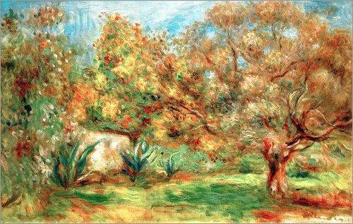 impresion-en-madera-80-x-50-cm-olive-garden-de-pierre-auguste-renoir-akg-images