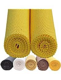 Great Ideas Lot de 2 tapis antidérapants épais à usage multiple 190 x 30,5 cm