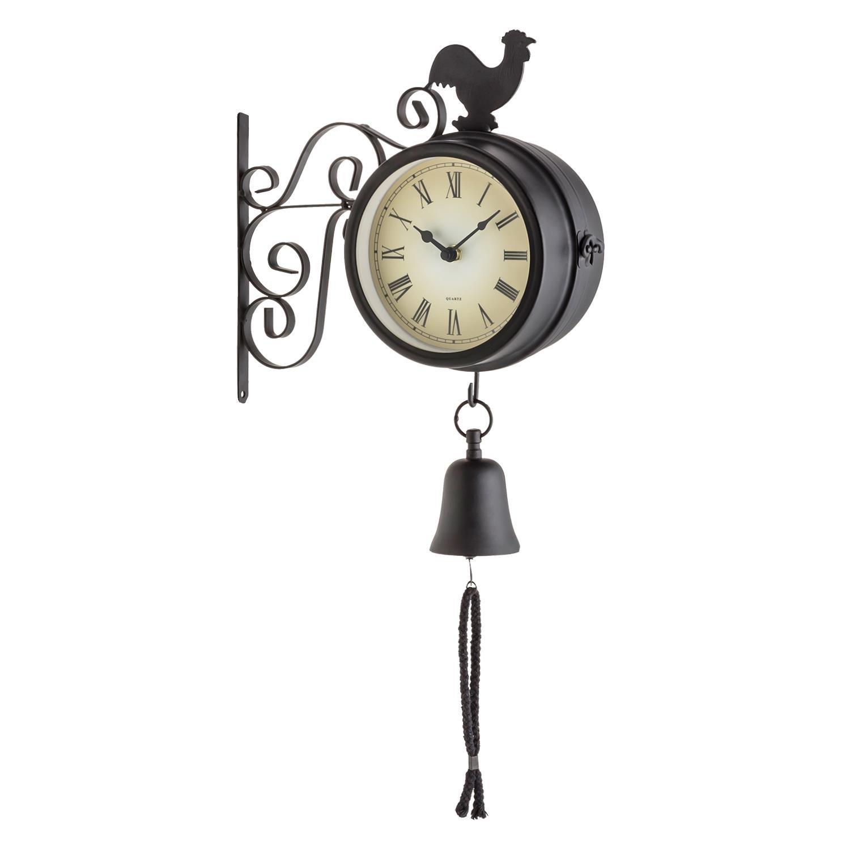 61JD7Q%2BXamL._SL1500_ Elegantes Uhr Mit Temperaturanzeige Dekorationen
