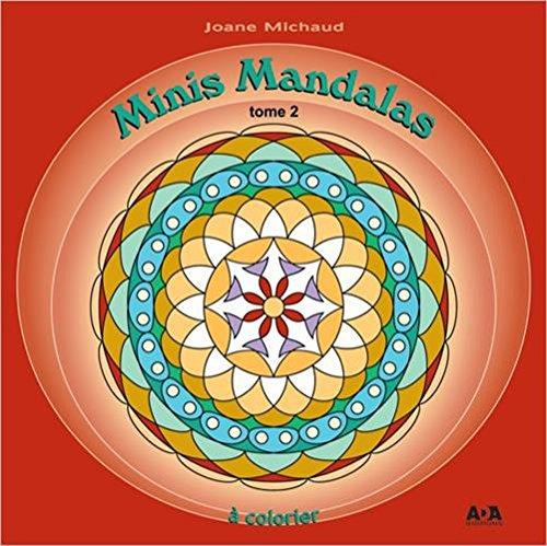 Minis Mandalas - Tome 2