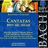 Bach, J.S.: Cantatas, Bwv 140, 143-145