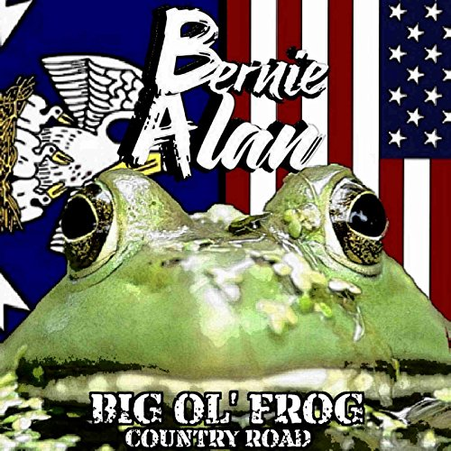 Big Ol' Frog Country Road