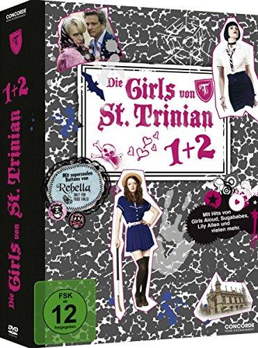 Die Girls von St. Trinian 1 + 2 [2 DVDs]