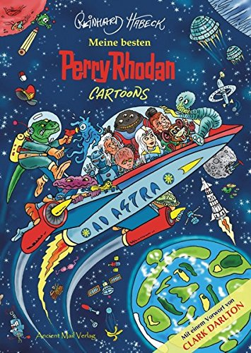 Meine besten Perry Rhodan Cartoons