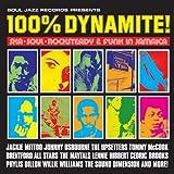 Soul Jazz Records Presents 100% Dynamite! Ska, Soul, Rocksteady and Funk in Jamaica [VINYL]