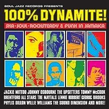100% Dynamite! Ska,Soul,Rocksteady & Funk in Jamaika (2015 Expanded Edition / 2LP + Downloadcode) [Vinyl LP]
