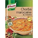 Knorr Soupe Chorba Marocaine au Mouton-Halal pour 4 Personnes 100 g