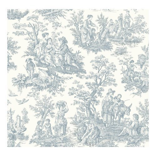 york-wallcoverings-wa7830-waverly-classics-country-life-wallpaper-pure-white-delft-blue-by-york-wall