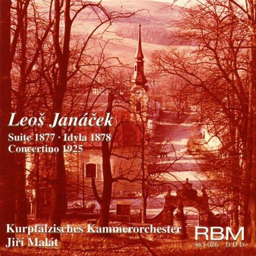 Suite für Streicher & Idyla für Streicher & Concertino für Klavier und (Mann Suites)