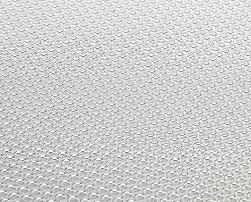 Wenko 47060100 Antibakterielle Kühlschrankmatte-Frischhaltematte, Ethylenvinylacetat, transparent, 3er Set