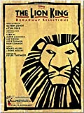 The Lion King - Broadway Selections - Noten Songbook [Musiknoten]