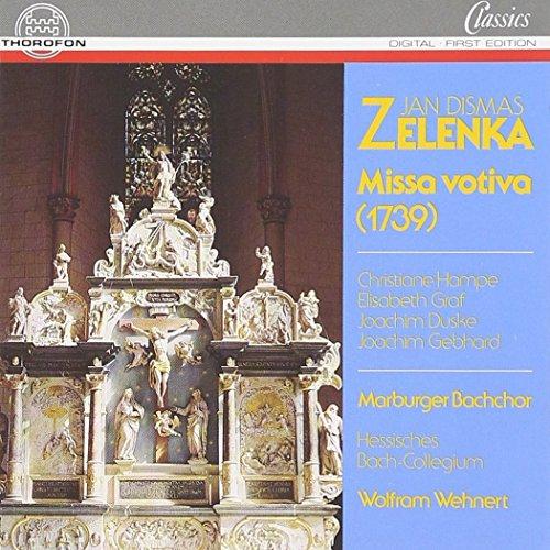 Preisvergleich Produktbild Zelenka Missa Votiva Dismas