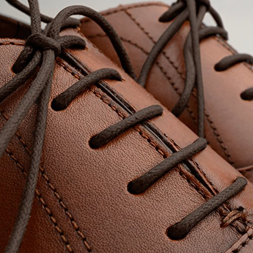 Offerte stringhe lacci per scarpe sottili rotonde cerate 8d070d25c0b
