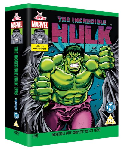 The Incredible Hulk Complete Box Set (1996) [dvd] Picture