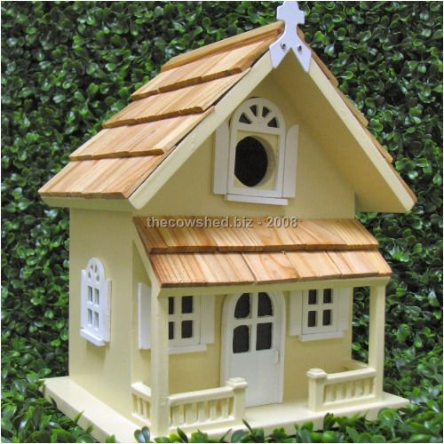 Wren House Kit (Victorian Cottage Vogelhaus)