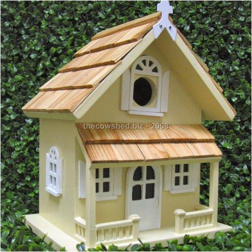 Victorian Cottage Vogelhaus -