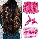 SAYFUT Hair Rollers Night Sleep Foam Hair Curler Rollers Flexible Soft Pillow Hair Rollers DIY Sponge Hair Styling...