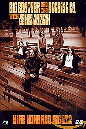 Big Brother & The Holding Company With Janis Joplin - Nine Hundred Nights