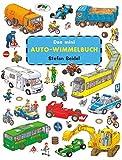 Das mini Auto Wimmelbuch: Viele große Fahrzeuge - kleines Format, Kinderbücher für unterwegs ab 2 Jahre