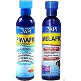 API PIMAFIX 237 ml and API MELAFIX 237 ml   Happy Fins