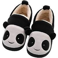 KVbabby Girls Slippers Winter Kids House Slippers Boys Plush Warm Indoor Shoes Soft Slip On Bedroom Slippers Comfort…