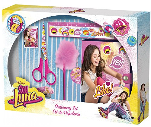 Soy Luna-Soy Set de papelería (Kids Euroswan WD18114)