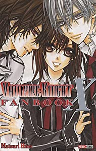 Vampire Knight Fanbook Edition simple One-shot