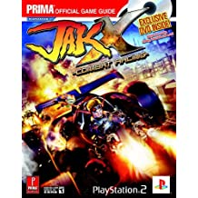 Jak X: Combat Racing (with DVD): Prima Official Game Guide
