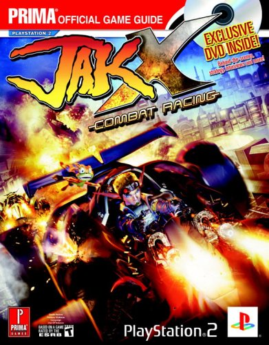 Jak X: Combat Racing; Prima Official Game Guide