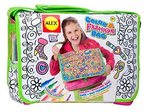 Alex Giocattoli colore una borsa e accessori Colour un Fashion Bag