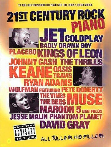 21st-century-rock-piano-for-pianoforte-voce-e-chitarracon-le-griglie-degli-accordi