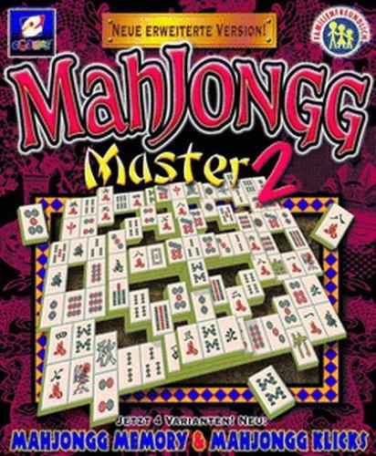 rondomedia eGames: MahJongg Master 2 (Jewelcase)