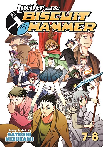Lucifer and the Biscuit Hammer: Vol. 7-8