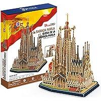 CubicFun - Puzzle 3D Sagrada Familia (CPA Toy MC153)
