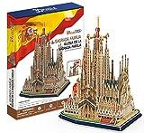 CubicFun 3D-Puzzle Sagrada Familia–VA