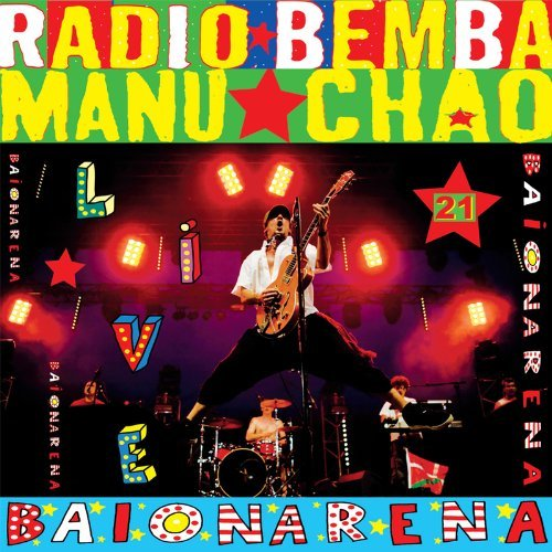 Baionarena-Limited Edition by Manu Chao