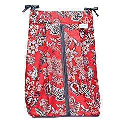 Waverly Charismatic Diaper Stacker, Cherry Floral