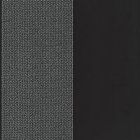 P & S International Catherine Lansfield redonda Papel pintado rayas metálico motifp & S International Catherine Lansfield redonda Papel pintado rayas (estuche metal diseño, Negro