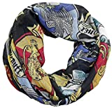 Harry Potter Crest Schal Multicolour
