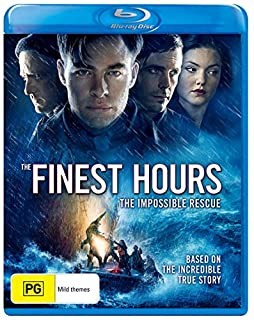 Chris pine - The Finest Hours (1 Blu-ray)