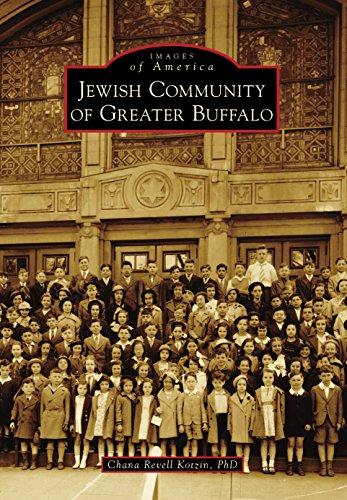 Jewish Community of Greater Buffalo (Images of America) (English Edition)