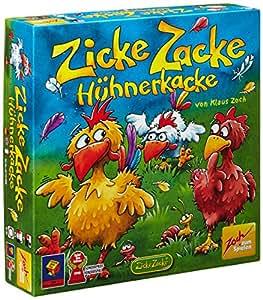 Zoch 601121800 – Zicke Zacke Hühnerkacke Kinderspiel