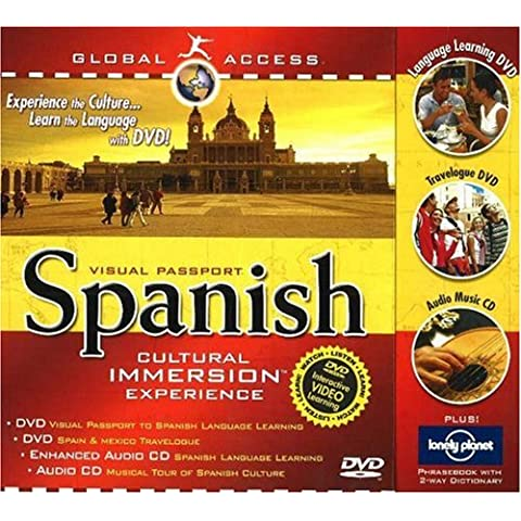 Spanish: A Cultural Immersion Experience! (Global Access Visual Passport)