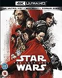 Star Wars: The Last Jedi  [4K UHD] (Blu-ray) [2017]
