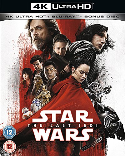 Picture of Star Wars: The Last Jedi  [4K UHD] [Blu-ray] [2017]