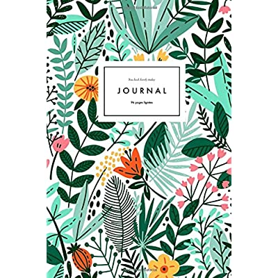Journal: 96 pages lignées