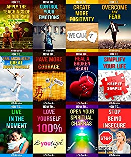 12 books in 1 - Happiness, Self-Esteem, Personal Growth, Stress Management, Self-Help, Mindfulness & Meditation, Body-Mind-Spirit, Motivational & Inspirational, ... How To Heal Yourself) (English Edition) van [HTeBooks]