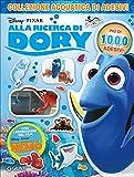 Collezione acquatica di adesivi. Alla ricerca di Dory. Con adesivi. Ediz. illustrata